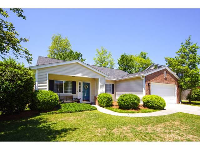 13 Regency Oaks Drive, Summerville, SC 29485 (#21011178) :: The Cassina Group