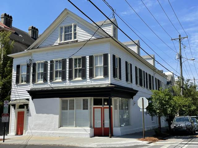 157 1/2 Queen Street, Charleston, SC 29401 (#21011194) :: The Cassina Group