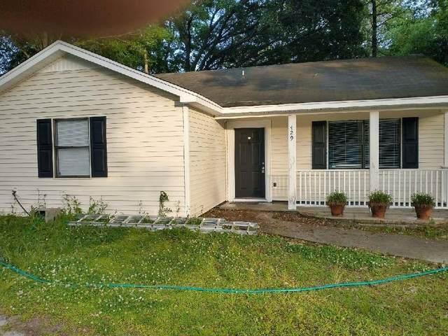 429 Citadel Street, Ladson, SC 29456 (#21011260) :: Realty ONE Group Coastal