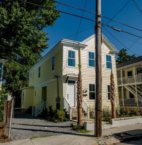 22 Blake Street A & B, Charleston, SC 29403 (#21011263) :: The Cassina Group