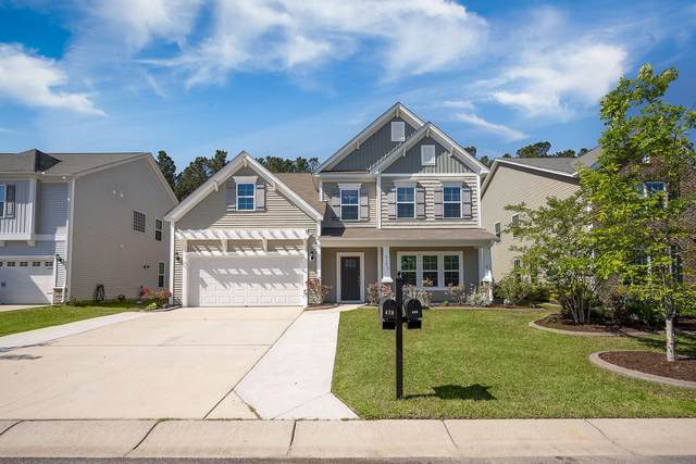 419 Flat Rock Lane, Summerville, SC 29486 (#21011325) :: The Gregg Team