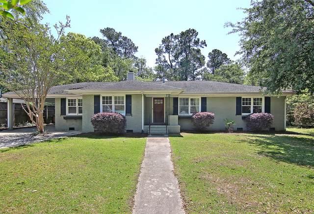 1233 Kensington Drive, Charleston, SC 29407 (#21011437) :: The Cassina Group
