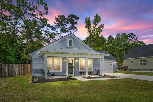 448 Morrow Street, Moncks Corner, SC 29461 (#21011444) :: The Cassina Group