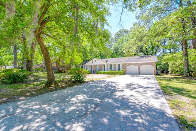 23 Hunters Forest Drive, Charleston, SC 29414 (#21011466) :: The Cassina Group