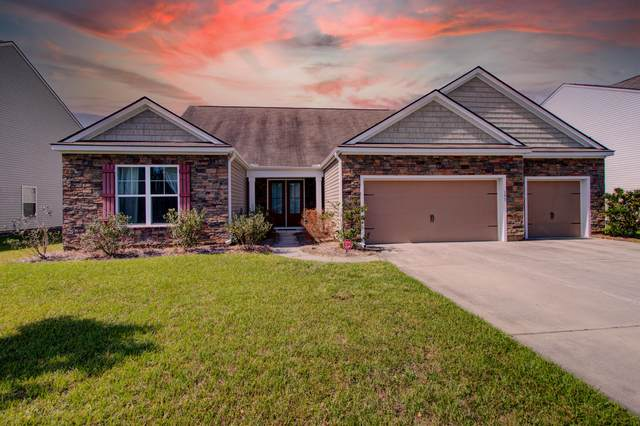153 Netherfield Drive, Summerville, SC 29486 (#21011468) :: Realty ONE Group Coastal