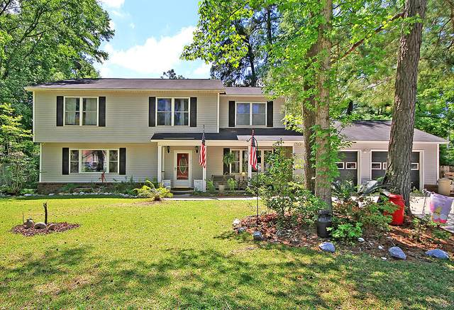 218 Towhee Drive, Summerville, SC 29485 (#21011482) :: Realty ONE Group Coastal