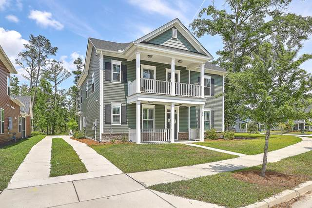 1446 Seabago Drive, Charleston, SC 29414 (#21011501) :: The Cassina Group
