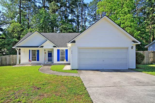 208 Oxford Way, Summerville, SC 29486 (#21011503) :: The Cassina Group