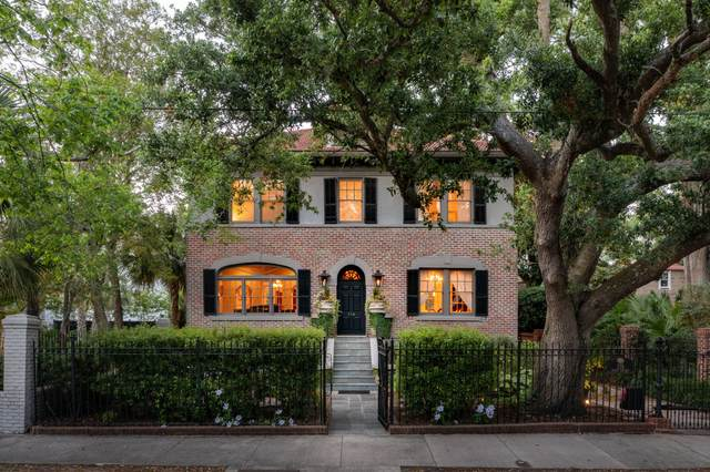 116 South Battery, Charleston, SC 29401 (#21011530) :: The Cassina Group