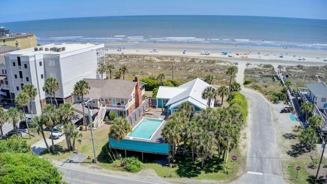 220 W Arctic Avenue, Folly Beach, SC 29439 (#21011547) :: Flanagan Home Team