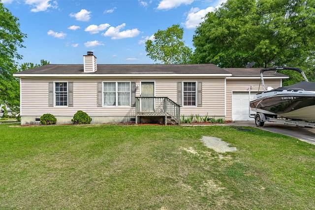 414 Catawba Dr, Summerville, SC 29483 (#21011552) :: Realty ONE Group Coastal