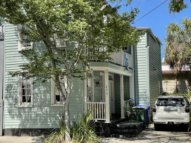 122 Coming Street, Charleston, SC 29403 (#21011557) :: Realty ONE Group Coastal