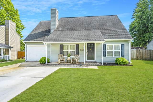 112 Traders Station Road, Summerville, SC 29486 (#21011598) :: The Cassina Group