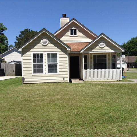 315 Hedge Way, Summerville, SC 29486 (#21011629) :: The Cassina Group