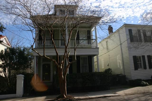 8 Savage Street, Charleston, SC 29401 (#21011737) :: The Cassina Group