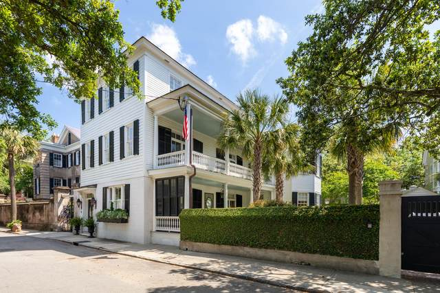 6 Legare Street, Charleston, SC 29401 (#21011740) :: The Cassina Group
