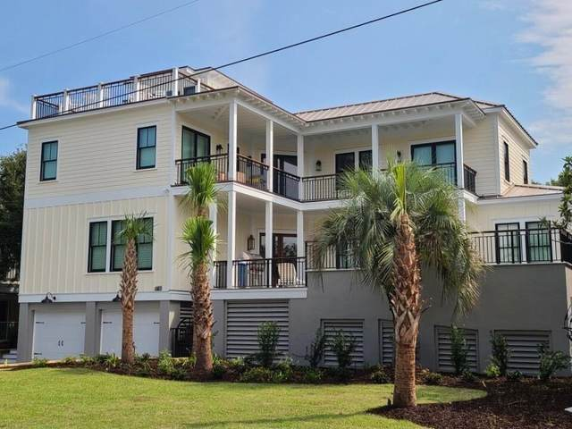 8 32nd Avenue, Isle Of Palms, SC 29451 (#21011743) :: The Cassina Group