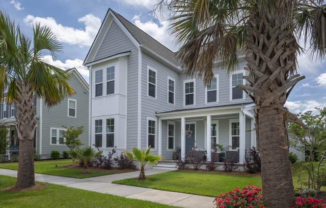 309 Watergrass Street Street, Summerville, SC 29486 (#21011758) :: Realty ONE Group Coastal