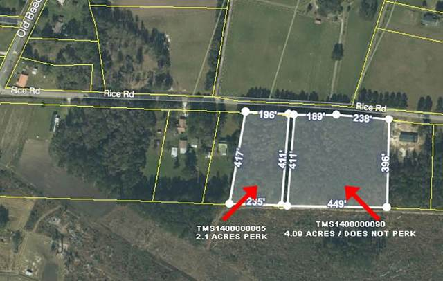 0 Rice Road, Ridgeville, SC 29472 (#21011772) :: Realty ONE Group Coastal