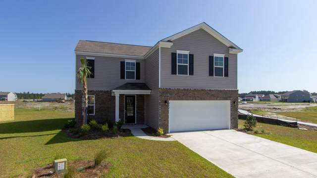 413 Zenith Boulevard, Summerville, SC 29486 (#21011812) :: Realty ONE Group Coastal