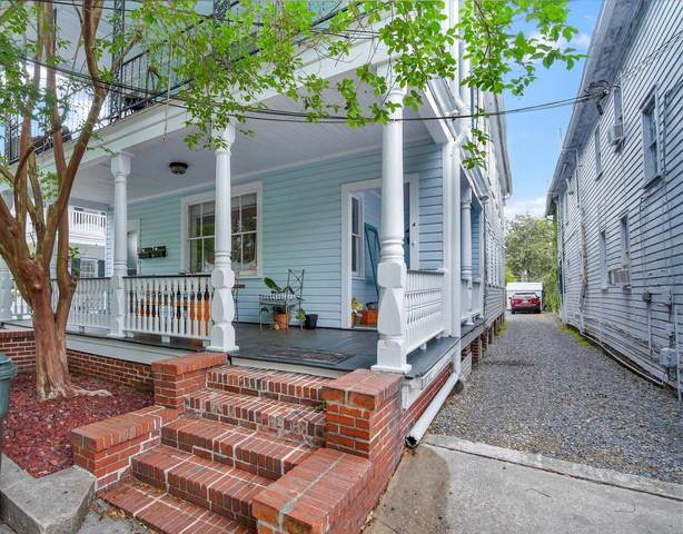 76 Smith Street A & B, Charleston, SC 29401 (#21011818) :: The Cassina Group