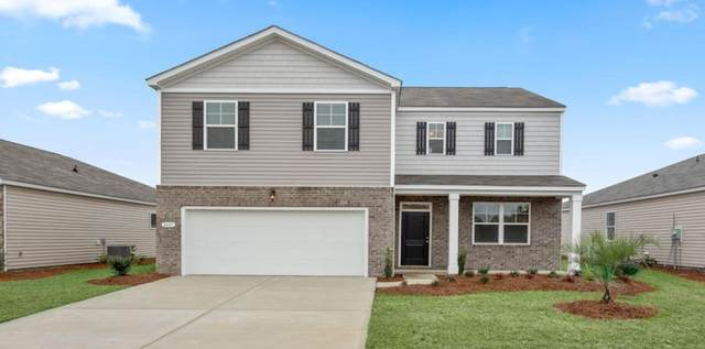221 Greenwich Drive, Summerville, SC 29486 (#21011821) :: Flanagan Home Team