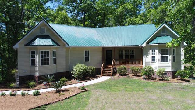 1110 Moultrie Drive, Santee, SC 29142 (#21011840) :: The Cassina Group