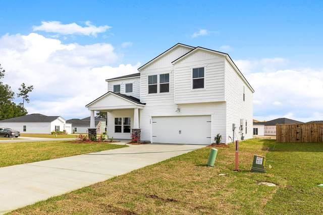 128 Lucky Day Road, Summerville, SC 29486 (#21011871) :: The Cassina Group