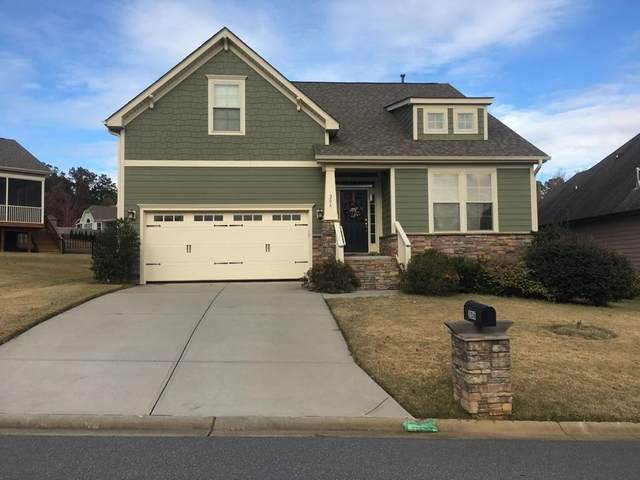 206 Chickadee Trail, Easley, SC 29642 (#21011881) :: Flanagan Home Team