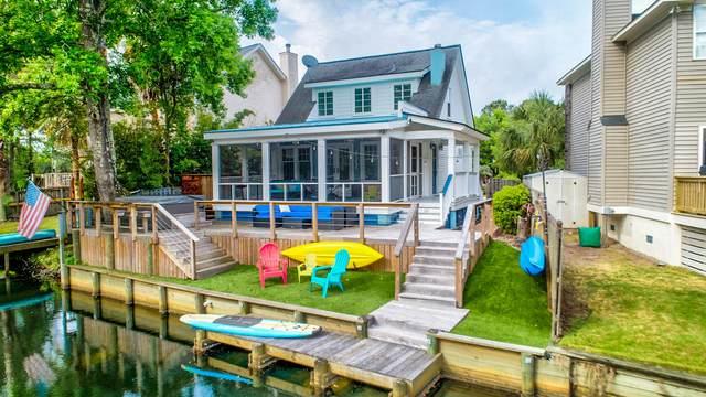 810 Harbor Place Drive, Charleston, SC 29412 (#21011884) :: Realty ONE Group Coastal
