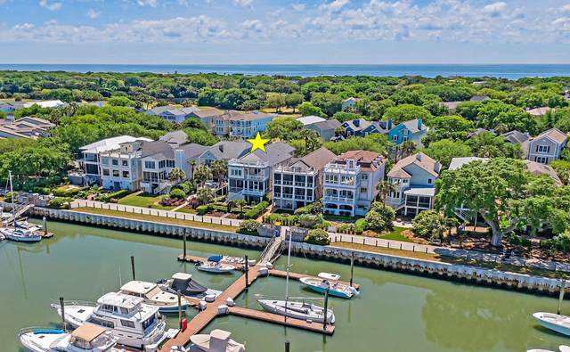 30 Yacht Harbor Court, Isle Of Palms, SC 29451 (#21011896) :: The Cassina Group