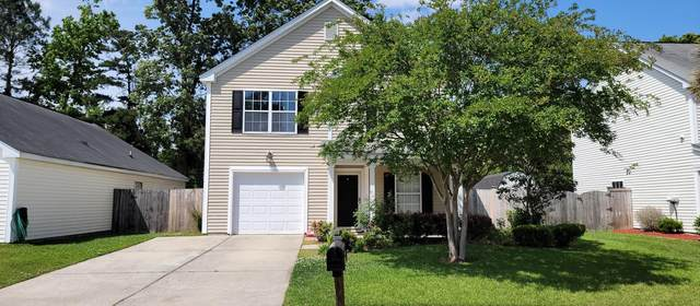 153 Thistle Road, Goose Creek, SC 29445 (#21011897) :: The Cassina Group