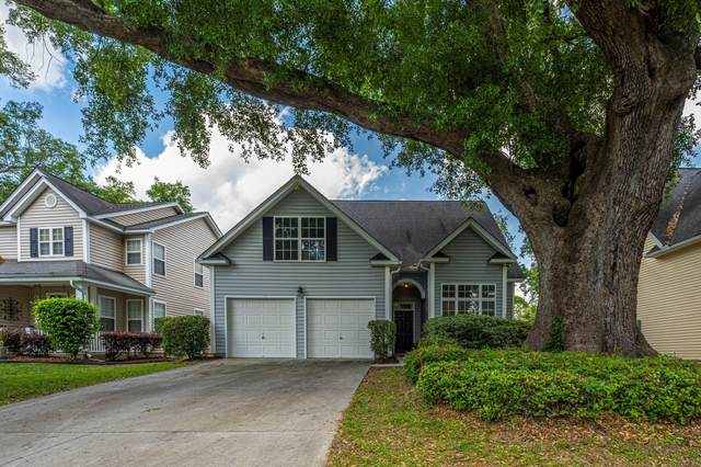 508 Stonecreek Drive, Charleston, SC 29414 (#21011921) :: The Cassina Group