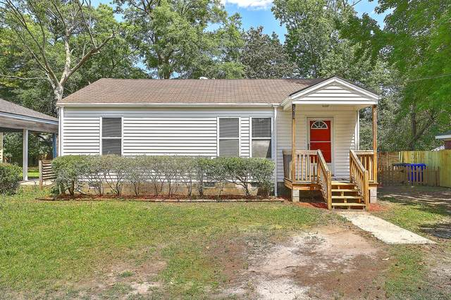 5454 Crown Avenue, North Charleston, SC 29406 (#21011948) :: Flanagan Home Team