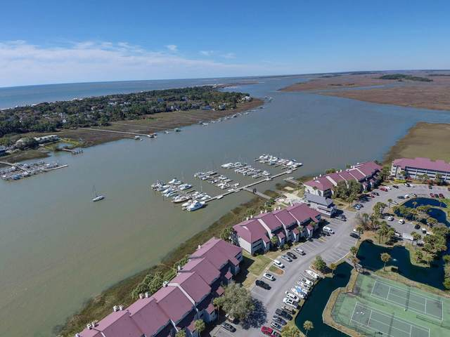 19 W Mariners Cay Drive #19, Folly Beach, SC 29439 (#21011958) :: Flanagan Home Team