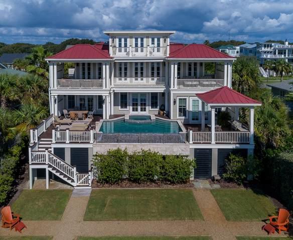 3908 Palm Boulevard, Isle Of Palms, SC 29451 (#21011961) :: Flanagan Home Team