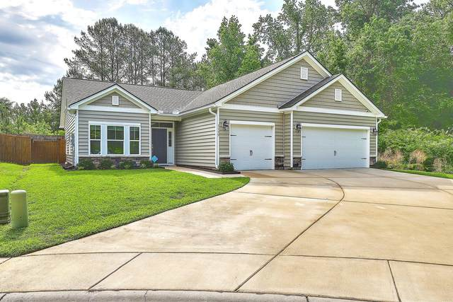 1133 Sapling Drive, Summerville, SC 29485 (#21011988) :: Realty ONE Group Coastal
