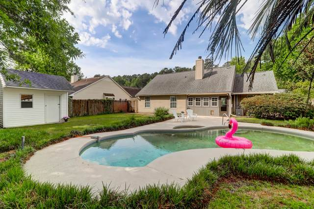 219 Apache Drive, Summerville, SC 29483 (#21012009) :: Realty ONE Group Coastal