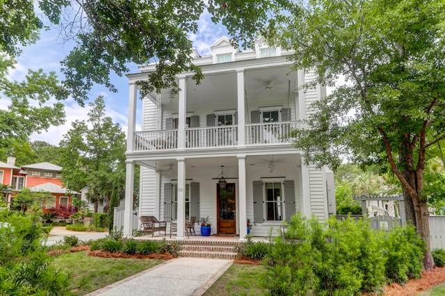 20 Hopetown Road, Mount Pleasant, SC 29464 (#21012020) :: The Cassina Group