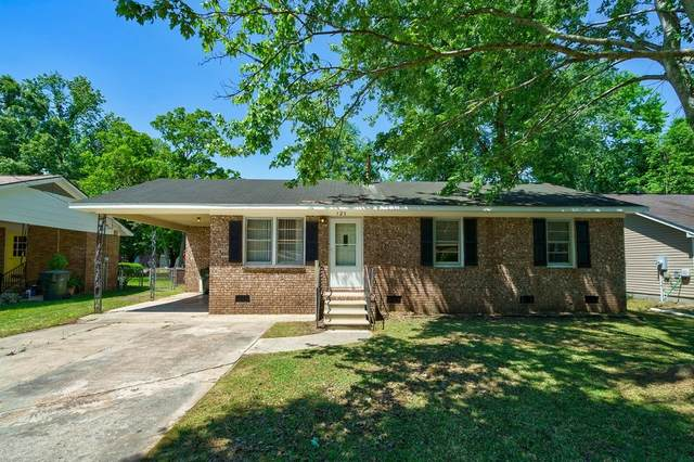 127 Englewood Road, Goose Creek, SC 29445 (#21012025) :: Realty ONE Group Coastal