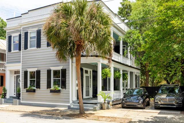 8 Gadsden Street, Charleston, SC 29401 (#21012073) :: The Cassina Group