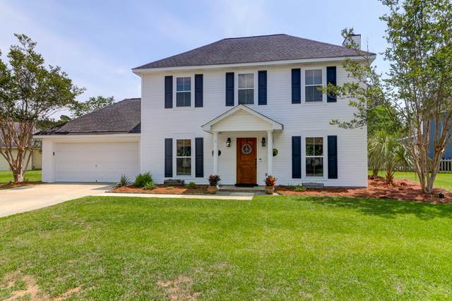1957 Davant Circle, Mount Pleasant, SC 29464 (#21012079) :: The Cassina Group