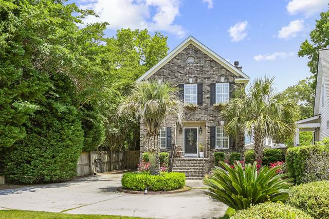 812 Harbor Place Dr Drive, Charleston, SC 29412 (#21012118) :: Realty ONE Group Coastal