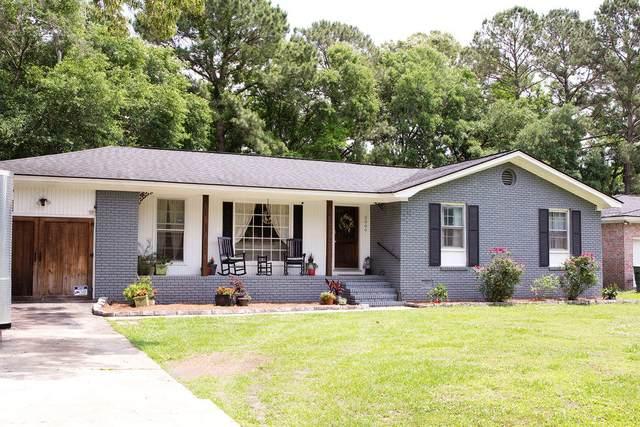2089 Bishop Drive, Charleston, SC 29414 (#21012131) :: Flanagan Home Team