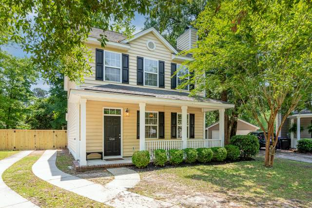 1268 Fallen Oak Drive, Mount Pleasant, SC 29466 (#21012138) :: Realty ONE Group Coastal