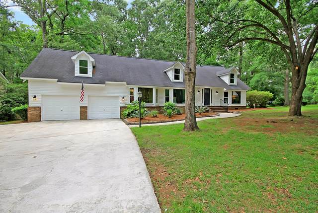 200 Hampton Drive, Summerville, SC 29485 (#21012158) :: Realty ONE Group Coastal