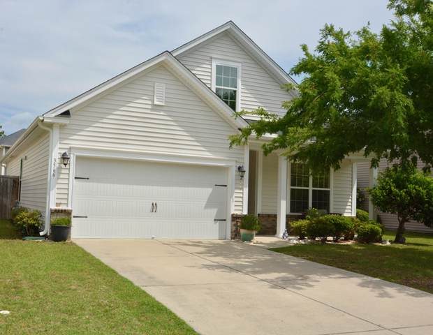 3566 Franklin Tower Drive, Mount Pleasant, SC 29466 (#21012161) :: Realty ONE Group Coastal