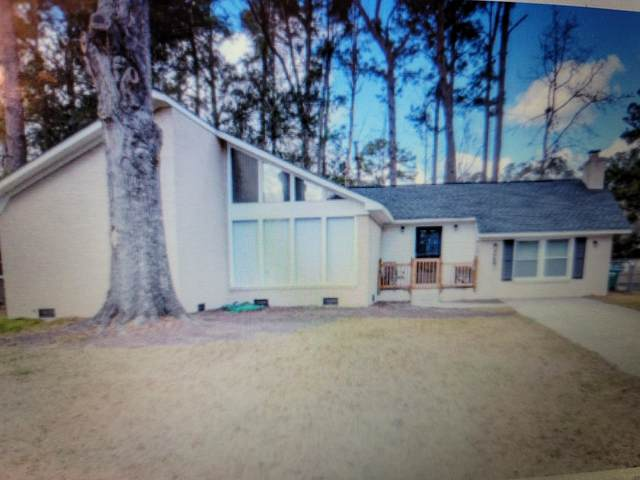 607 Old Golf Road, Summerville, SC 29483 (#21012169) :: Realty ONE Group Coastal