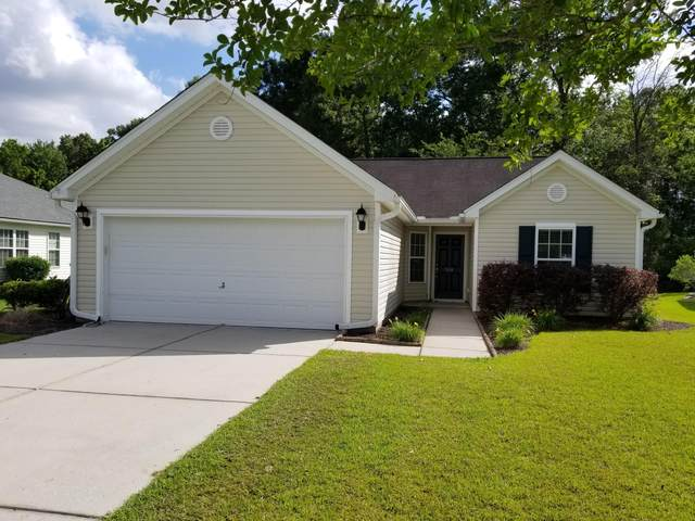 7418 Painted Bunting Way, Hanahan, SC 29410 (#21012172) :: The Gregg Team