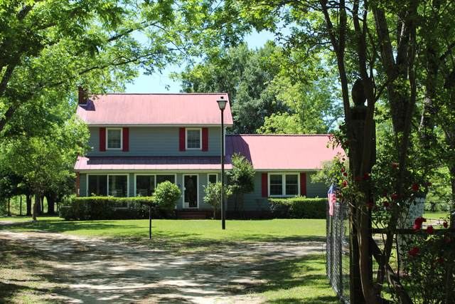 1387 Edgewater Road, Pineville, SC 29468 (#21012196) :: Realty ONE Group Coastal